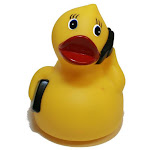 Assurance SP6515 On-The-Go Rubber Duck Toy
