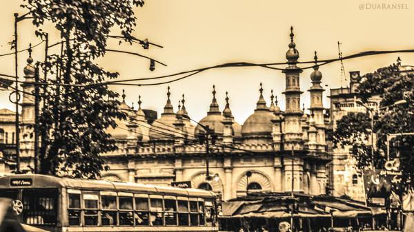 Melihat Calcutta dari deket...
