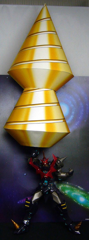 Super Galaxy Gurren Lagann x Giga Drill Break 02