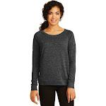 Alternative - Ladies' Slouchy Eco-Jersey Pullover-ECO BLACK-M
