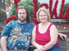 Erie County Fair: Couple photo, take 1