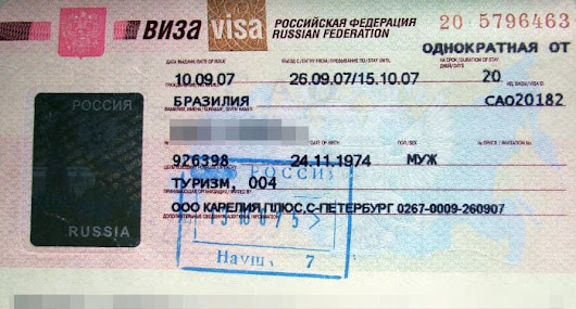 How to get a Russian Visa: The Complete Guide