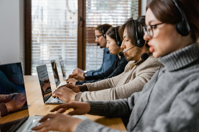 What is Remote Contact Centre?