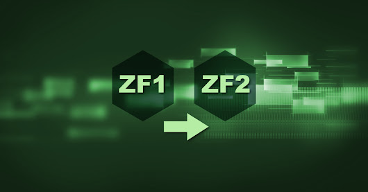 Migrating Zend Framework 1 to 2 - Soliant Consulting