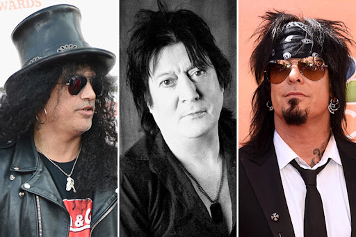 Avatar of Pete Way Snags Slash, Nikki Sixx for Guest Turns on Album