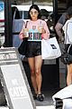 vanessa hudgens cant stop laughing while shopping with friends 02