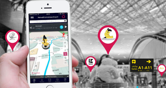 Hamad airport unveils new Android mobile app