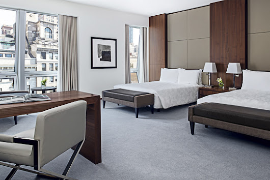 Best Luxury Family Hotels in New York City - Luxury Journey Trend