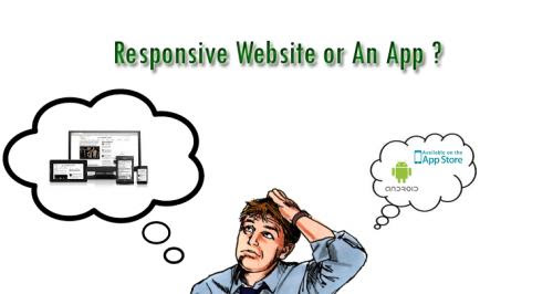 Responsive Website vs. Mobile App: What Suits You Best? by Lucie Kruger