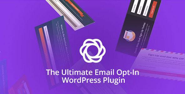 Bloom v1.3.6 - eMail Opt-In WordPress Plugin
