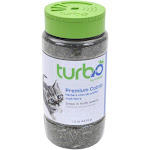 Turbo Premium Catnip Shaker Bottle for Cats 1.5 ounce