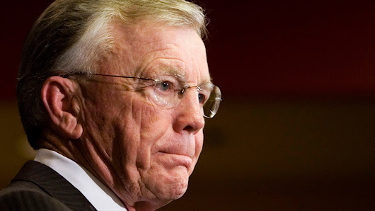 Joe Gibbs: Business leadership is 'all about people'
