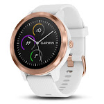 Garmin v?voactive 3 - Smart Watch with Heart Rate Monitor - White