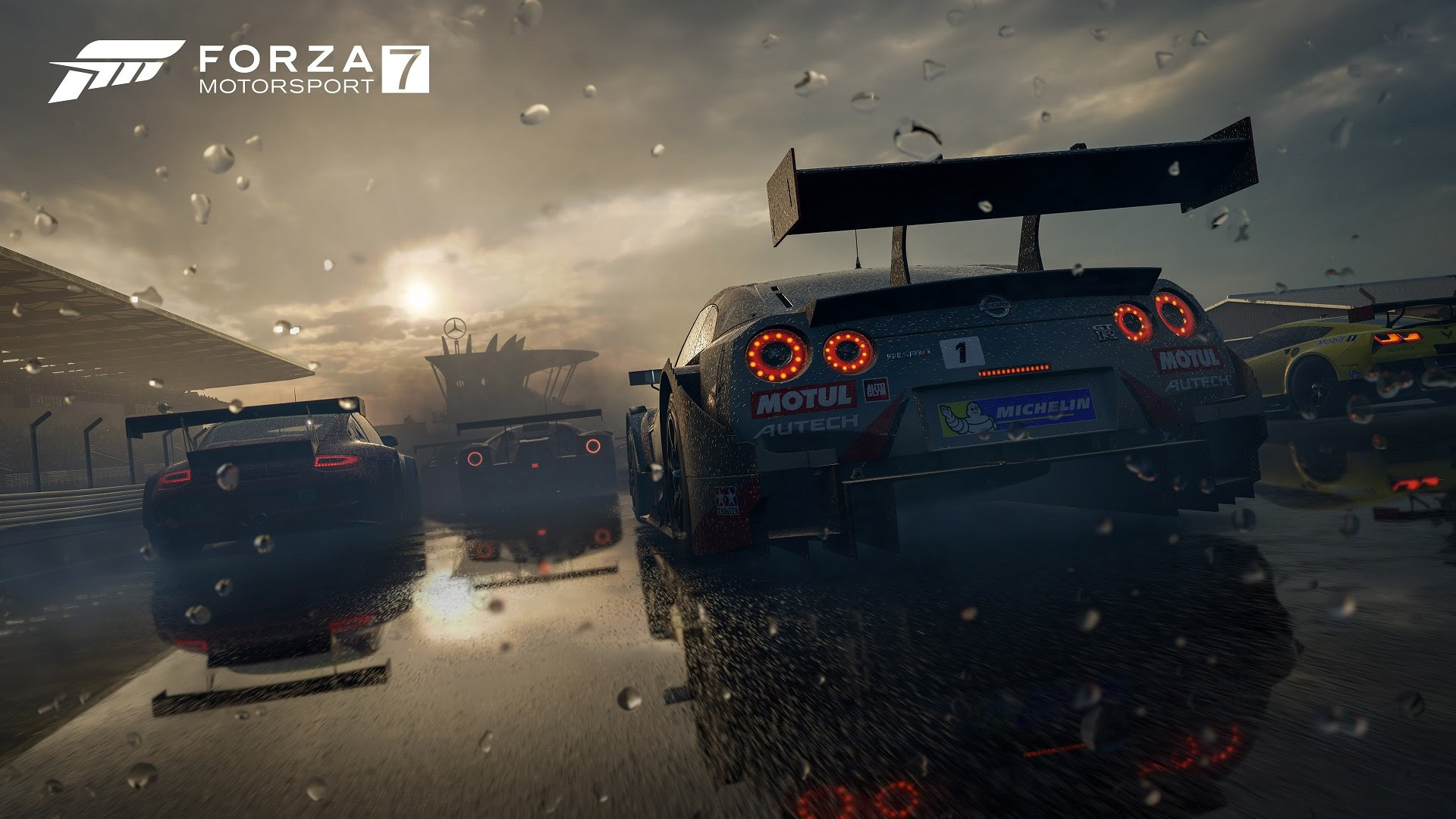 Forza Motorsport 7 will support every fan-requested racing wheel on the market screenshot