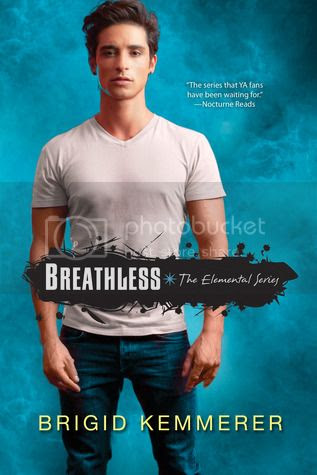 Breathless (Elemental Novella 2.5)