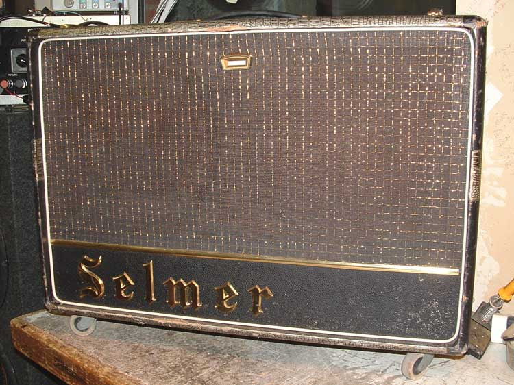 Dating selmer amps Gitarrenverstärker – Wikipedia