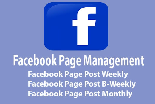 allinexpert : I will facebook post in pages weekly, biweekly or monthly for $70 on www.fiverr.com