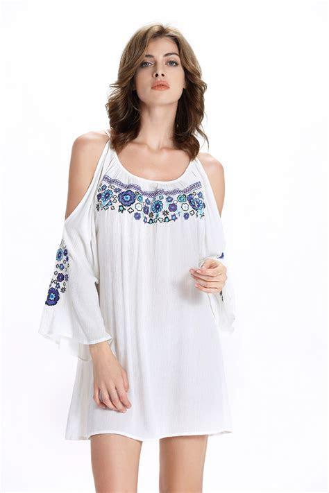 Long Sleeve Print Summer Dresses 2017 Hot Mini Women Dress