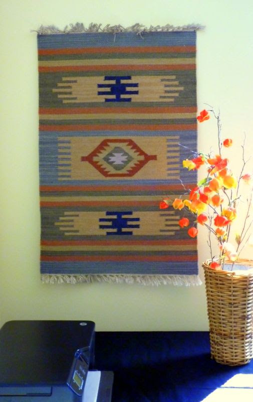Rugs, Wreaths, and Quilts