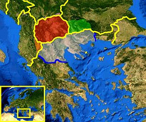 Macedonia And Bulgaria Feud Continues