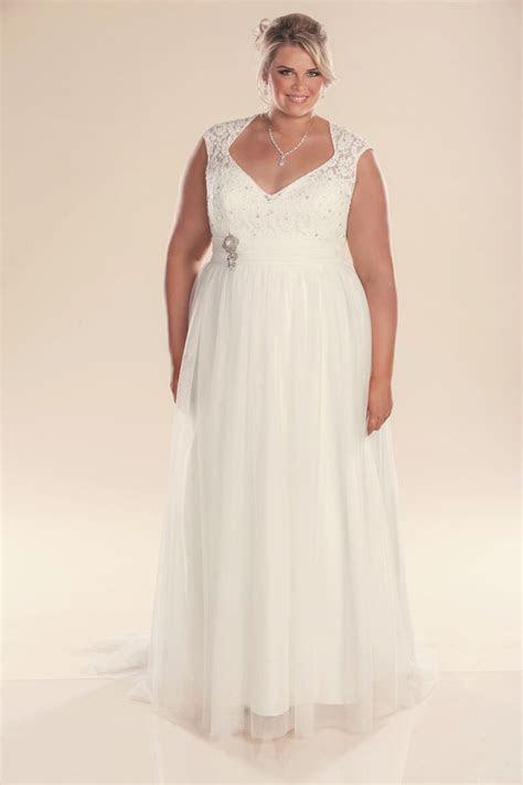 Plus size bridal gowns   Wedding dresses Melbourne   Leah
