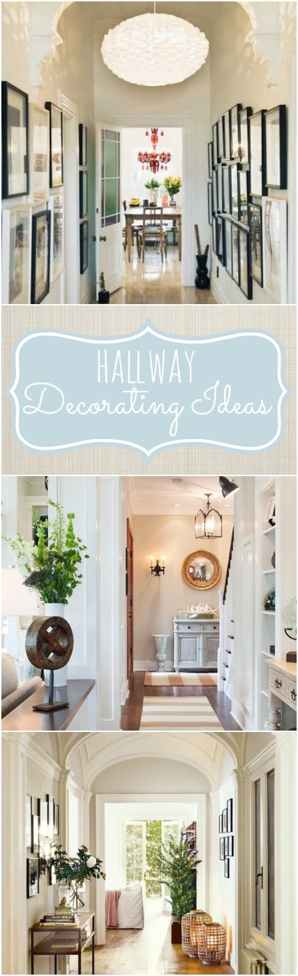 Seaside Interiors: Decorating that forgotten space ...