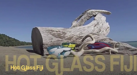 Video for Hot Glass Fiji - Fiji's first and only hand blown glass company - Hot Glass Fiji