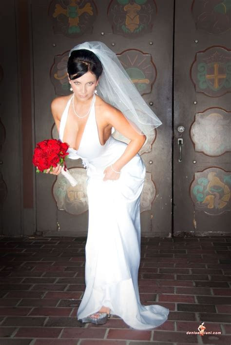Denise Milani wedding   Denise Milani   Wedding dresses