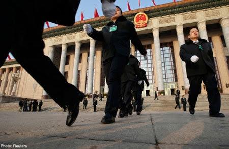 Trung Quốc, bí mật, quân sự