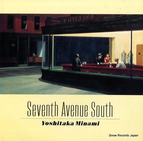 MINAMI, YOSHITAKA seventh avenue south
