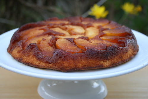 "Barefoot Contessa's Apple Cake ""Tatin"""
