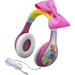 Kids Headphones for Kids Toy Story 4 Bo Peep Adjustable Stereo Tangle-Free 3.5mm Jack Wired Cord Over Ear Headset for Children Parental Volume...