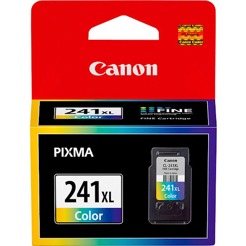 Canon CL 241XL Ink Cartridge, Cyan/Magenta/Yellow - 1-pack