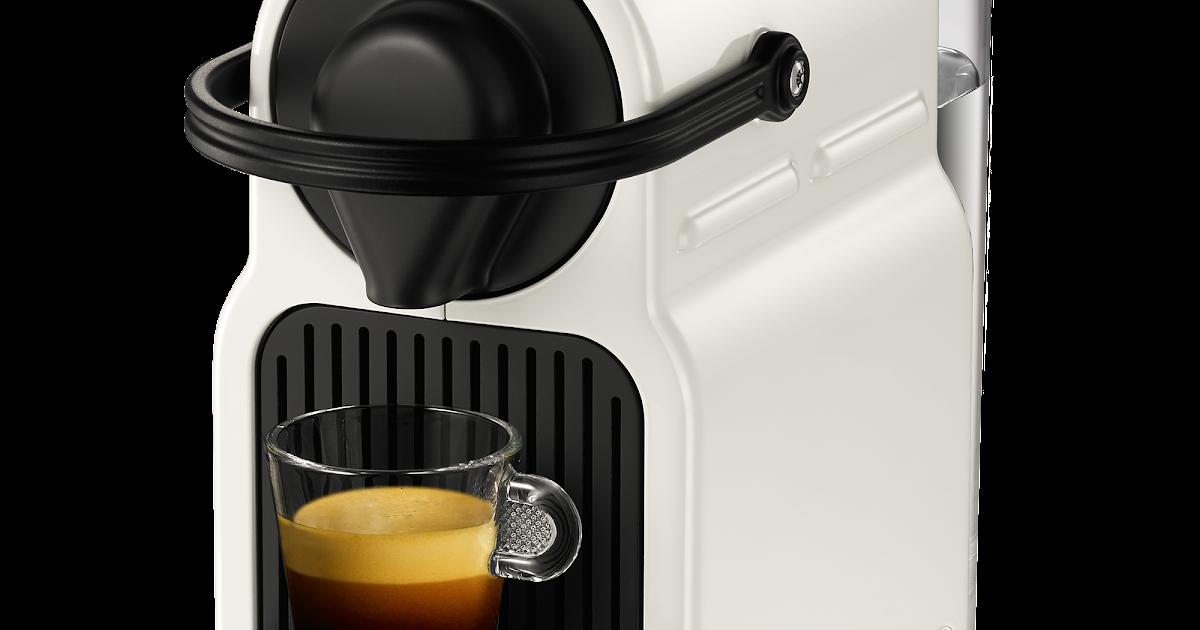 How To Descale Nespresso Machine Inissia