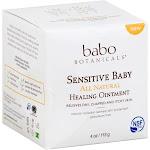Babo Botanicals Healing Ointment, Sensitive Baby - 4 oz