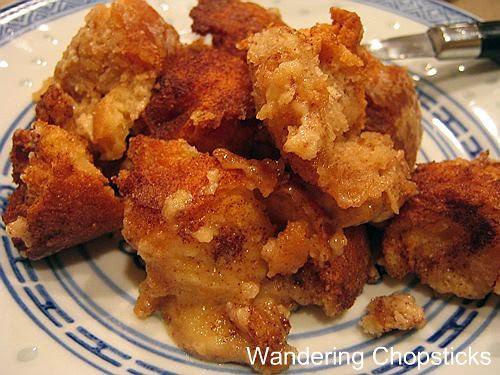 Doughnut Bread Pudding 14