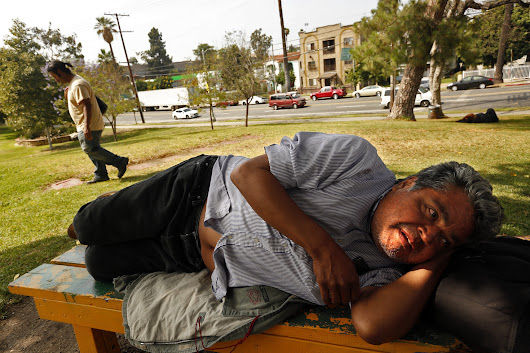 Surge in Latino homeless population 'a whole new phenomenon' for Los Angeles