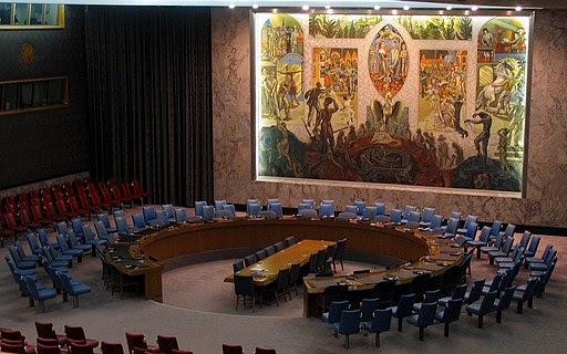 UN security council 2005