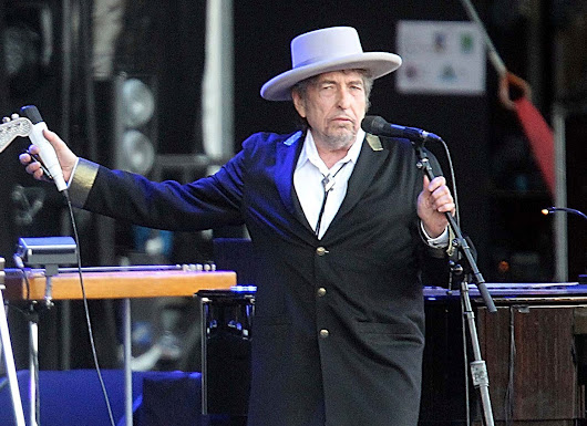 'Poetry for the ear': Bob Dylan wins Nobel Prize in literature