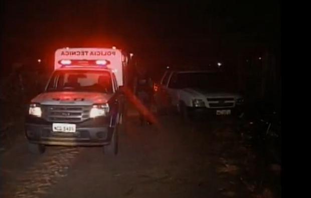 Homicídios acontecerem em Macaíba e Natal (Foto: Reprodução/Inter TV Cabugi)