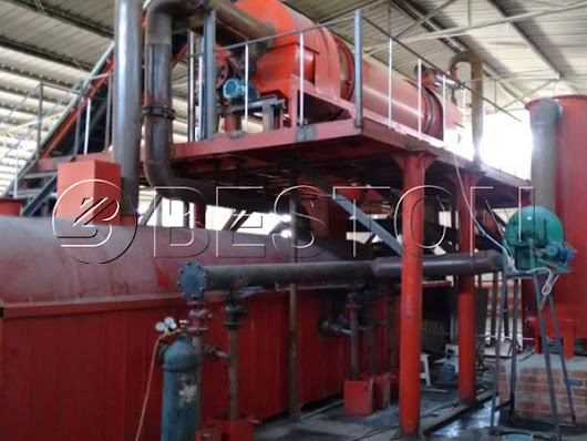 Biochar Production Equipment/Biochar Making Machine for Sale