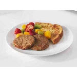 Butterball Fully Cooked Turkey Breakfast Sausage Patties All Natural 1.4oz (PACK OF 114)