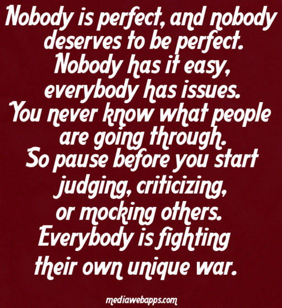 25 Exclusive Collection Of Quotes About Judging Picshunger