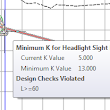 Exercise 3: Viewing and Correcting Profile Design Criteria Violations | AutoCAD Civil 3D | Autodesk Knowledge Network