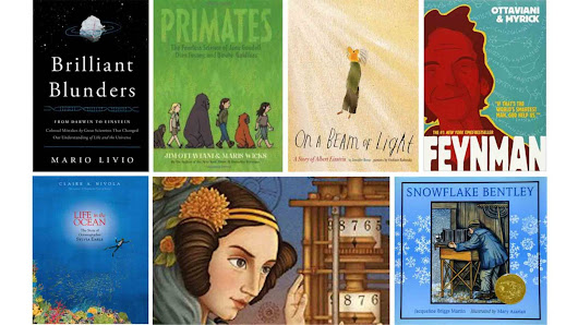 14 Books That Connect Students With Valuable Scientists' Struggles