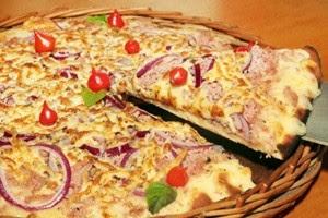 Pizza Serrana  (Foto: Divulgação/Only Pizza)