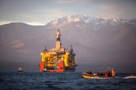 On its way out, Obama administration moves to slam the door shut on Arctic drilling