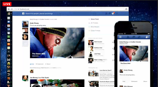 Today Facebook Is Changing How Your News Feed Works