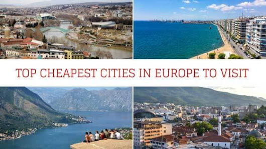 Top Cheapest Cities in Europe to Visit | My Own Way To Travel