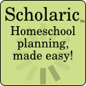 scholaric homeschool planner